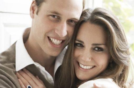 Rückblende: Geduld und ein langer Atem haben Kate dahin gebracht, wo sie jetzt ist - an die Seite der Nummer zwei der britischen Thronfolge, Prinz William.  Foto: MARIO TESTINO
