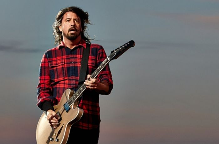 Nach Grohls Beinbruch: Foo Fighters sagen Europa-Tour ab