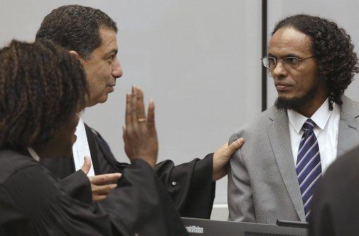 Den Haag verurteilt Islamist Al Mahdi