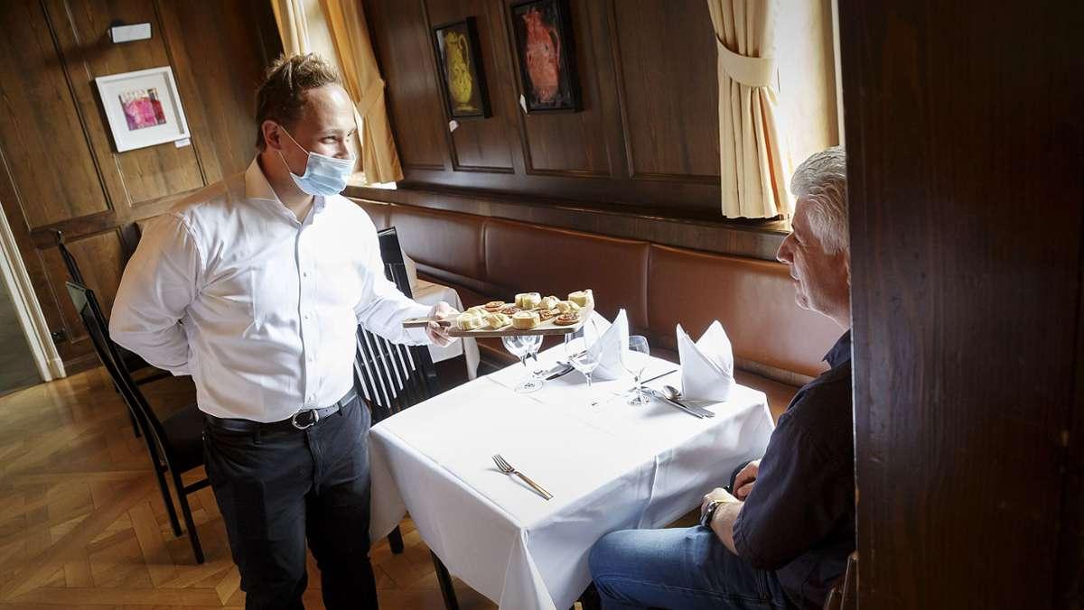 Gastrobranche in Stuttgart Fast jeder vierte Mitarbeiter hat den Job ...