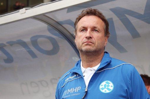 Stuttgarter Kickers spielen remis in Koblenz