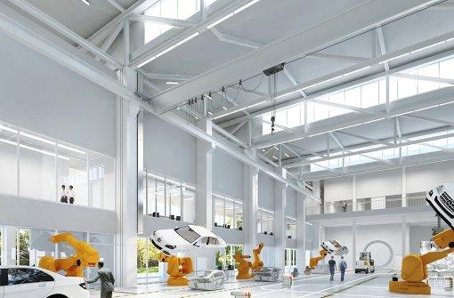 Daimler bringt Schub für Start-ups