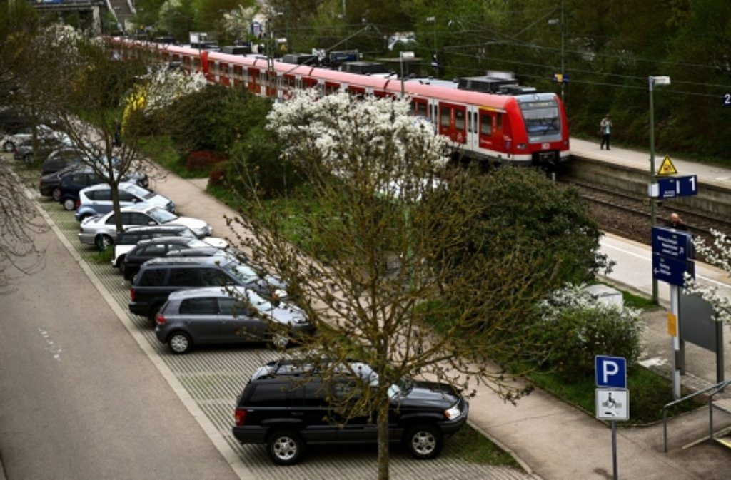 park and ride waiblingen