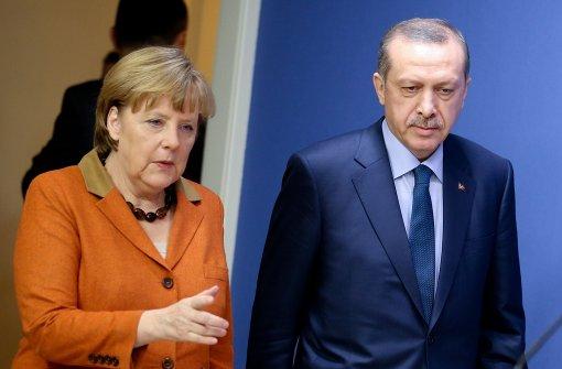 Merkel setzt auf Erfolg ihrer Zusammenarbeit