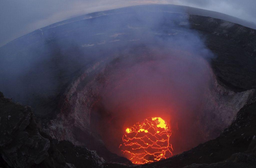 Nachrichten Vulkan
