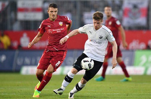 VfB zeigt, was Effektivität ist