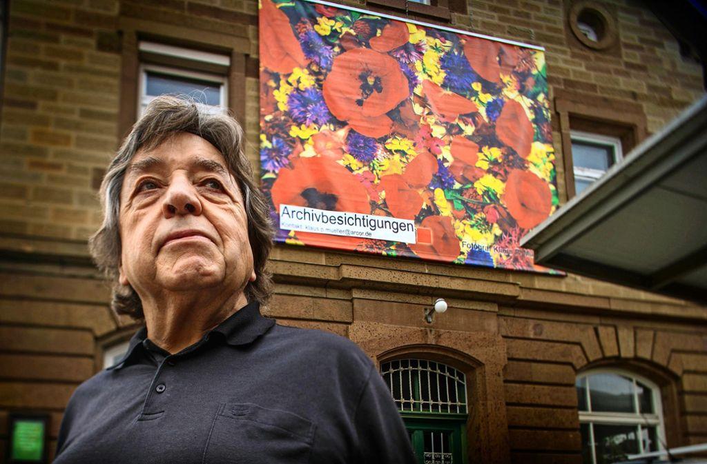 Fotograf aus Weinstadt: Der Mann hinter dem Blumenbild ...