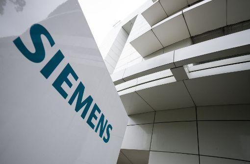 Siemens will im Digitalgeschäft zweistellig wachsen