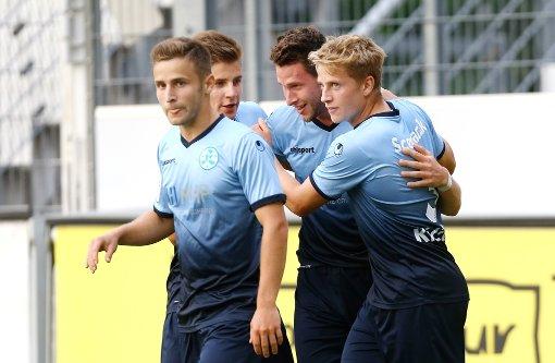 Liveticker vom Spiel gegen den TSV Steinbach