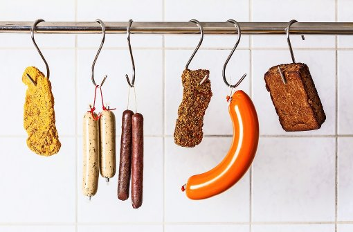 Schadstoffe im vegetarischen Schnitzel