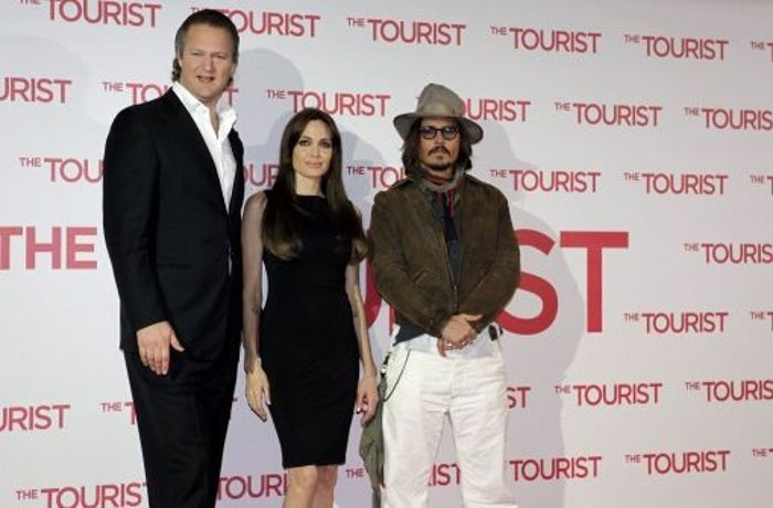 Golden Globe: The Tourist für Golden Globe nominiert