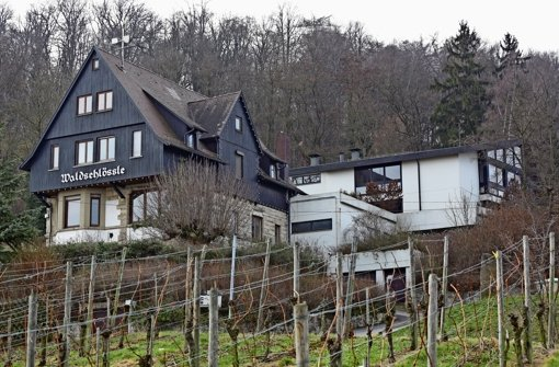 Ringen um die Zukunft des Waldheims in Fellbach: Ausbau