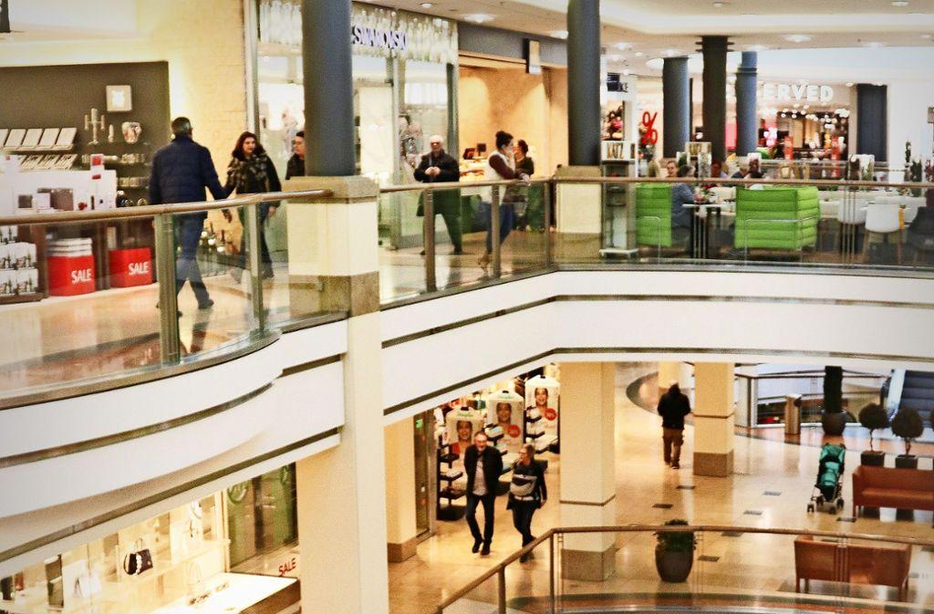 stuttgart und region wie shoppingcenter unter dem milaneo leiden landkreis ludwigsburg. Black Bedroom Furniture Sets. Home Design Ideas