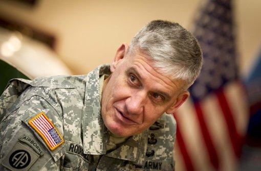 US-General Rodriguez warnt vor Libyen als Brandherd der aktuellen Flüchtlingskrise. Foto: Lichtgut/Leif Piechowski