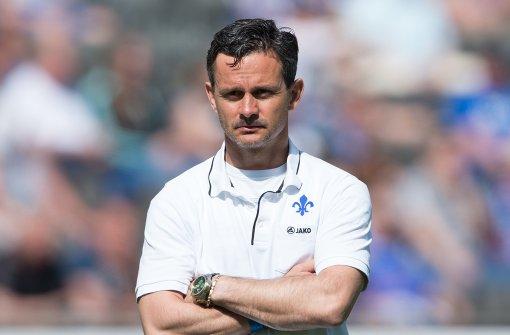 Darmstadt-Trainer Schuster bittet um Freigabe