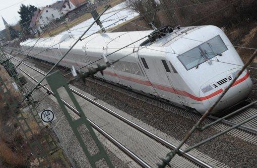 Bahn will Planung der Rheintalbahn vorantreiben