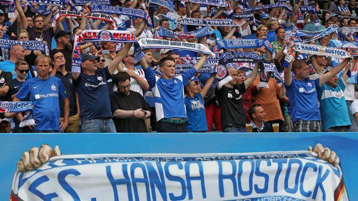 Fc Hansa Rostock Aktuelle Themen Nachrichten Bilder Stuttgarter Nachrichten