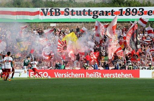 Ultras fordern Neuanfang statt Wolfgang Dietrich