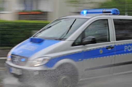 Polizei löst bei Verfolgungsjagd Unfall aus