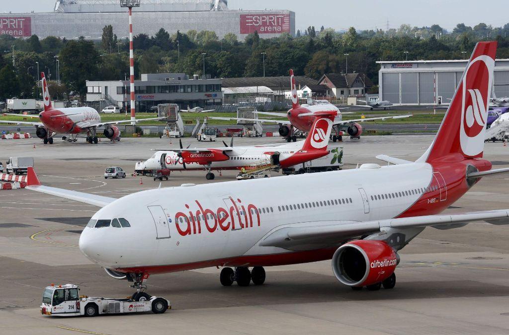 Air Berlin Welche Flüge Fallen Aus