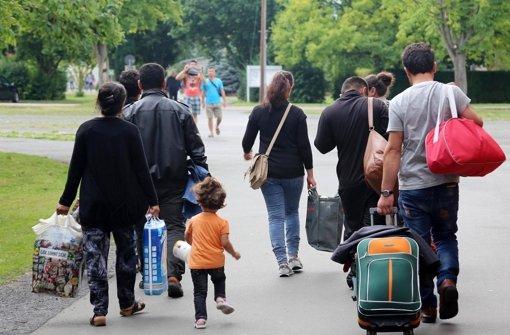Die Flüchtlinge stellen auch das Gesundheitswesen vor große Herausforderungen. Foto: dpa