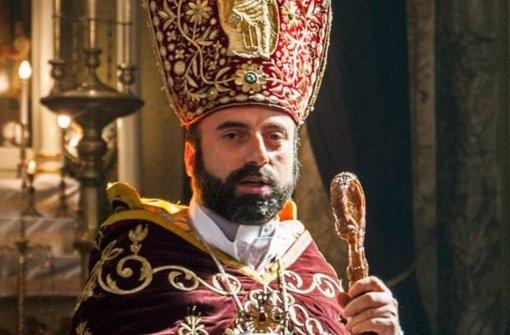Armash Nalbandian ist seit 2004 Bischof von Damaskus. Er lebte davor lange Zeit in Deutschland Foto: Armenische Gemeinde in Deutschland