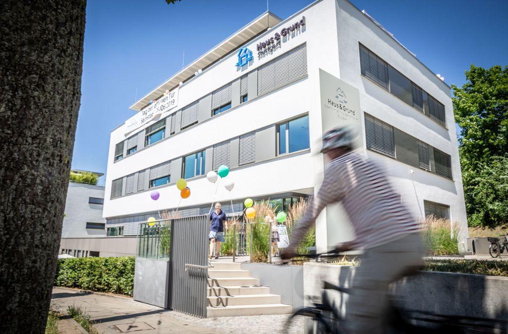 Stuttgarter Hauseigentümer: Haus und Grund: Fachwissen auf ...