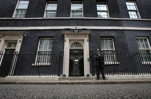 Wer zieht in die Downing Street No. 10 ein? Foto: Getty Images Europe
