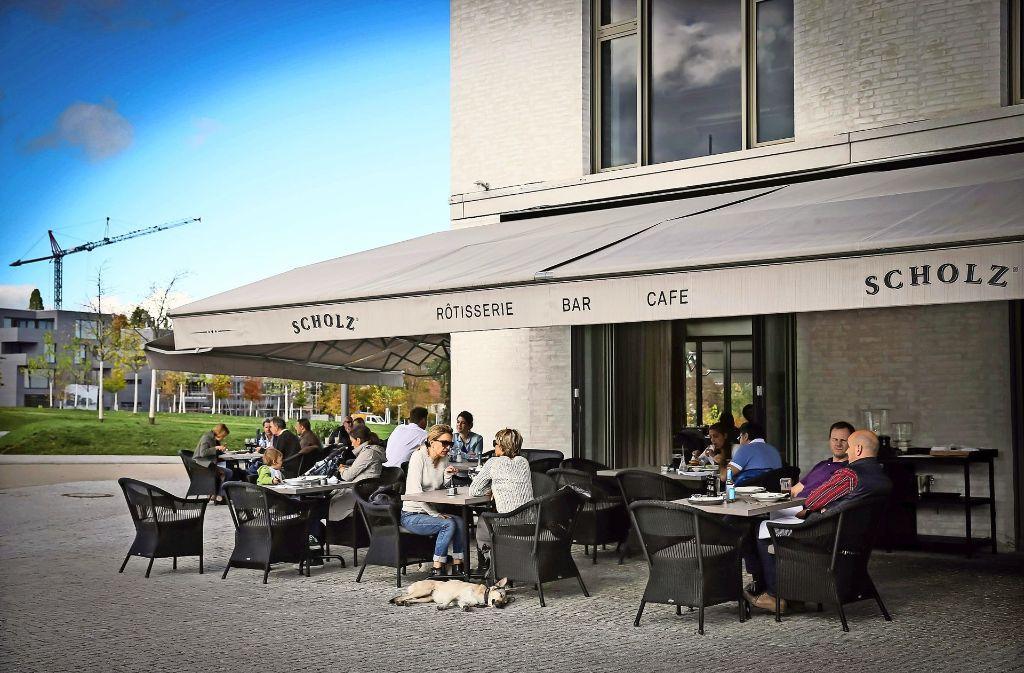 gastronomie in stuttgart restaurant scholz am park meldet. Black Bedroom Furniture Sets. Home Design Ideas