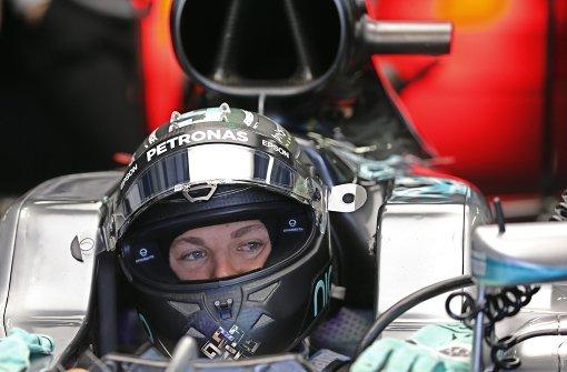 Rosberg gewinnt auch viertes Formel-1-Saisonrennen