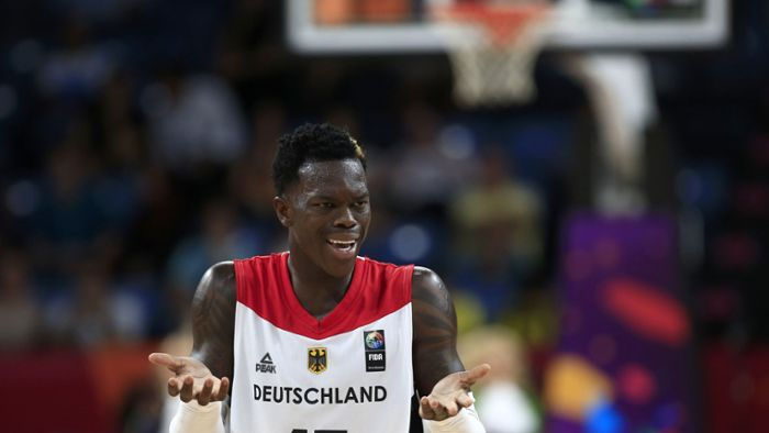 Basketball-Star Dennis Schröder in Atlanta verhaftet