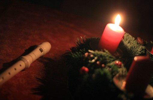 Adventszeit  ohne Weihnachtsrummel