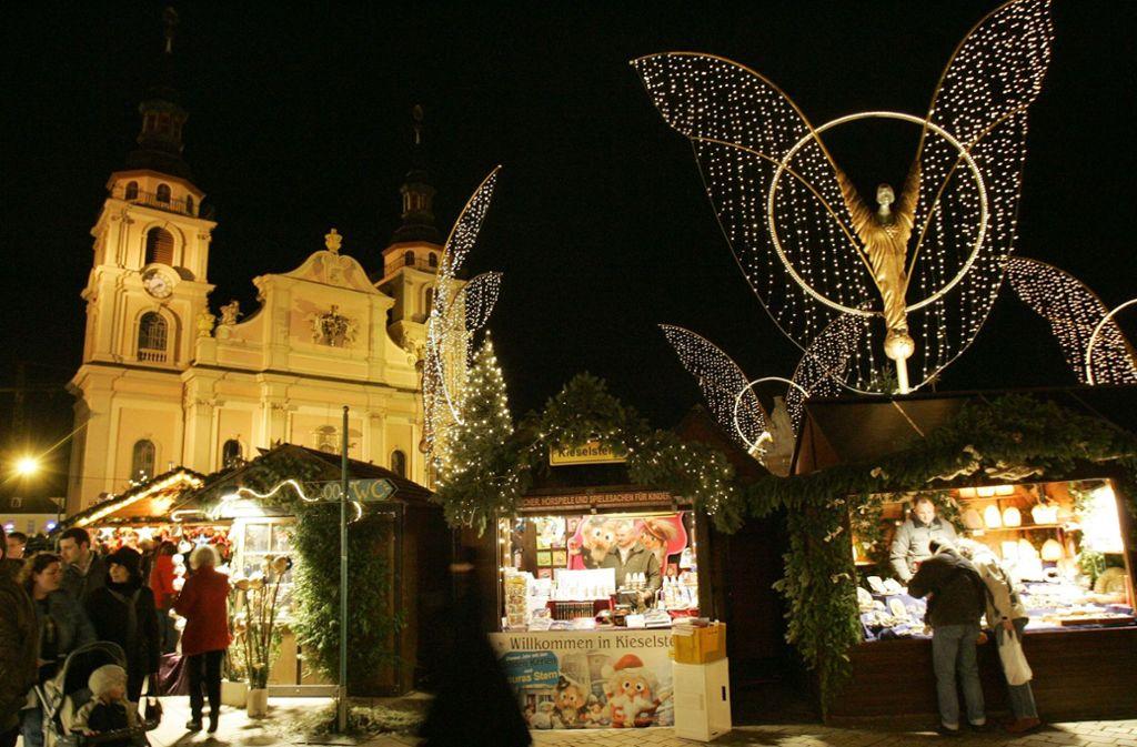 Ludwigsburg Weihnachtsmarkt.Zwölf Fakten Zur Ludwigsburger Traditionsveranstaltung Darum Ist