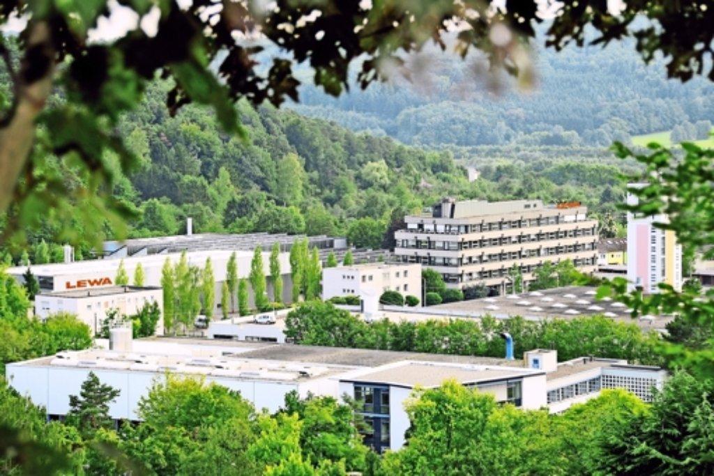 Leonberg Lewa Kauft Gelände Der Klavierfabrik Pfeiffer Böblingen