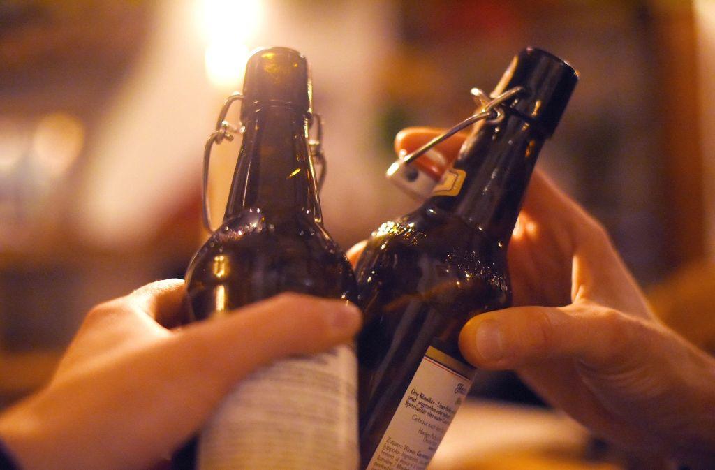 Warum können männer mit alkohol länger