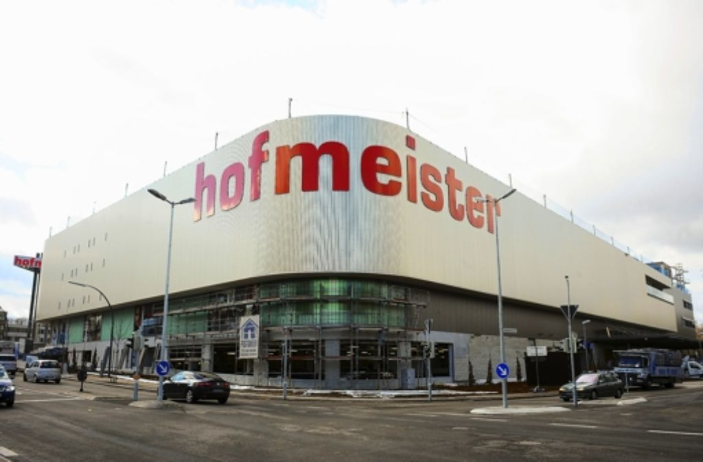 Kampf Ums Sofa Möbelkäufer Heiß Umworben Böblingen Stuttgarter