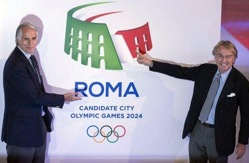 Rom unterstützt Bewerbung für 2024 nicht