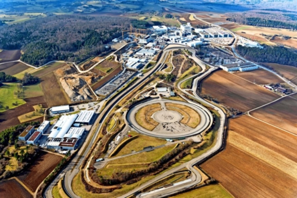 Porsche Entwicklungszentrum Weissach