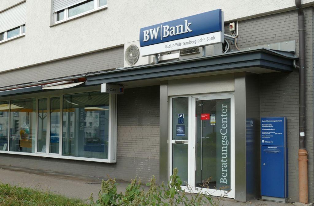 Strafzinsen Bank