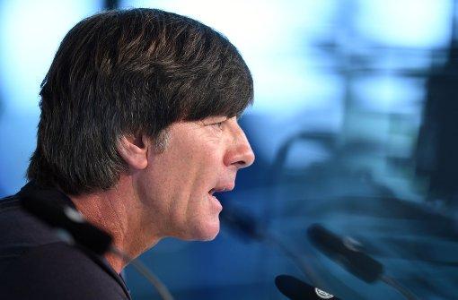 Löw gibt neuen Kapitän nach Finnland-Test bekannt