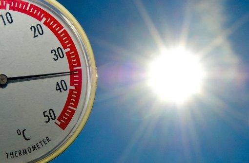 Es wird extrem heiß