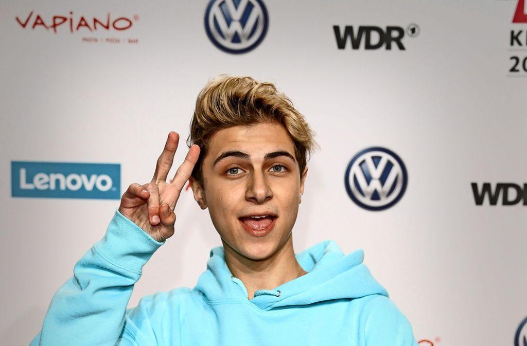 Youtube Star Lukas Rieger Ich Bin Ein Normaler Junge Panorama