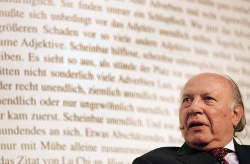 Hans Mrak Alföldiről / Hans Mrak Über Alföldi