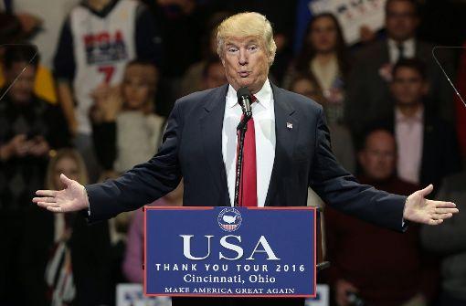 Trump will Neuauszählung von Stimmen blockieren