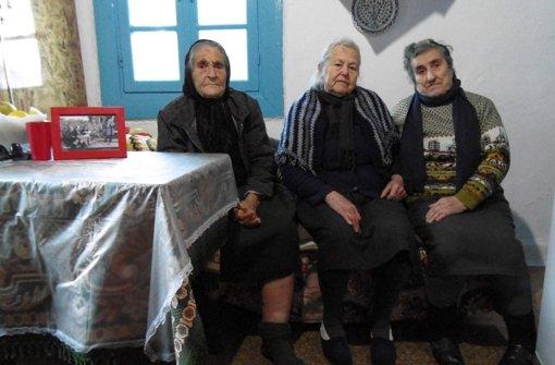 Auf die Alten in Griechenland kommen noch härtere Zeiten zu. Foto: ANA-MPA