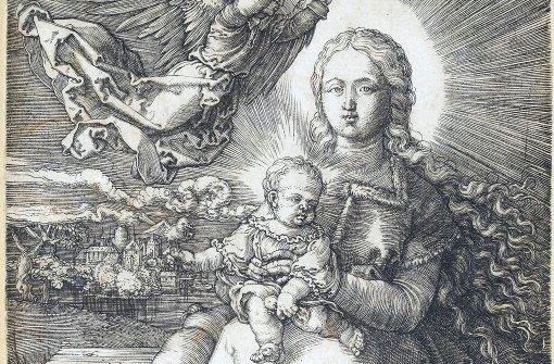 Ein Dürer vom Flohmarkt