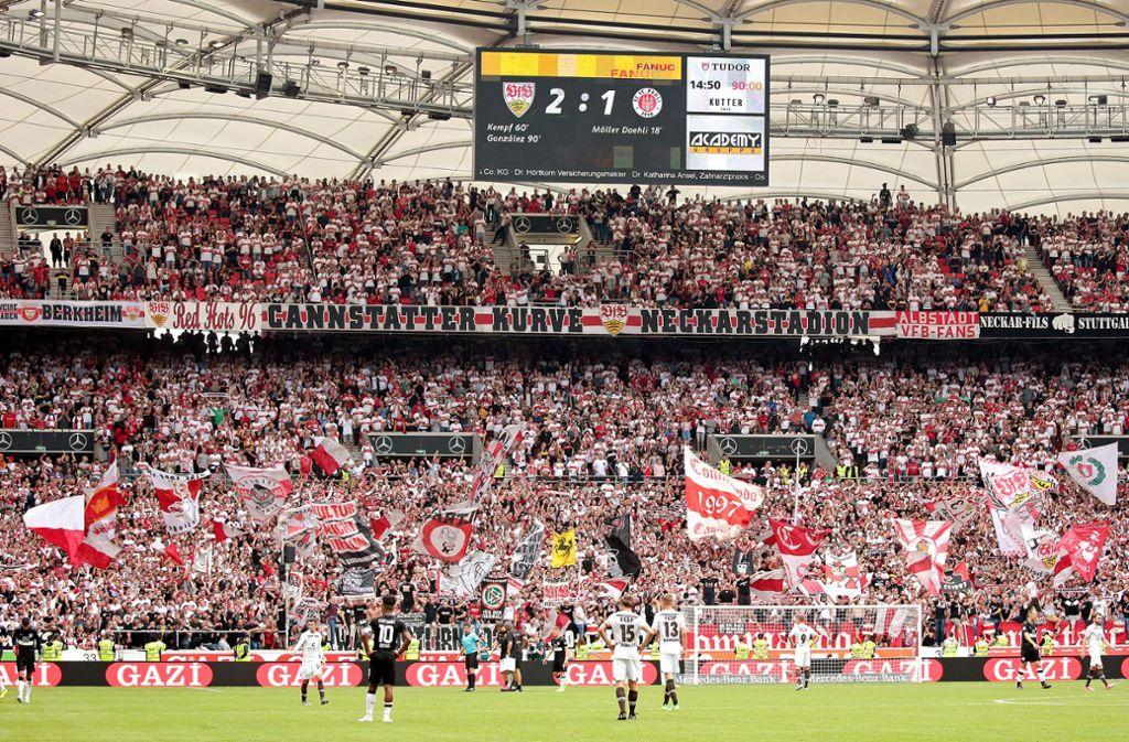 Vfb Fan-Center Stuttgart