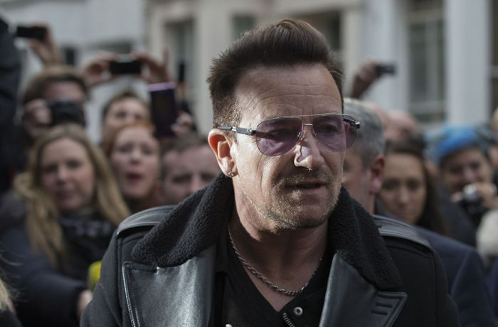 "Steuer-Skandal: U2-Sänger Bono taucht in ""Paradise Papers"" auf"