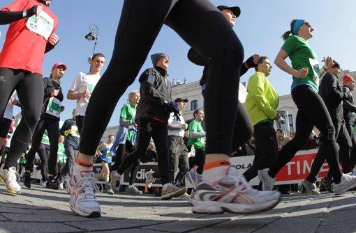 In Stuttgart soll die Leichtathletik-Tradition wiederbelebt werden. Und so sehen... Foto: dpa