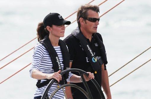 Amoklauf Neuseeland: Royals In Neuseeland: Herzogin Kate übernimmt Das Ruder